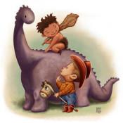 Frank-Grau-Publishing-DinoCowboy