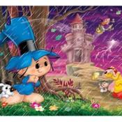 Roberto-Barrios-cartoons-Haunted Castle