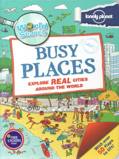 busy places