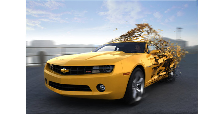 Dave-Higginson-3D-Car