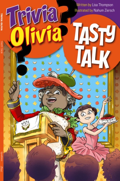 BOOK 08_TO-Tasty Talk Cover art