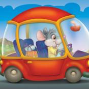 Roberto-Barrios-animals-car-mouse