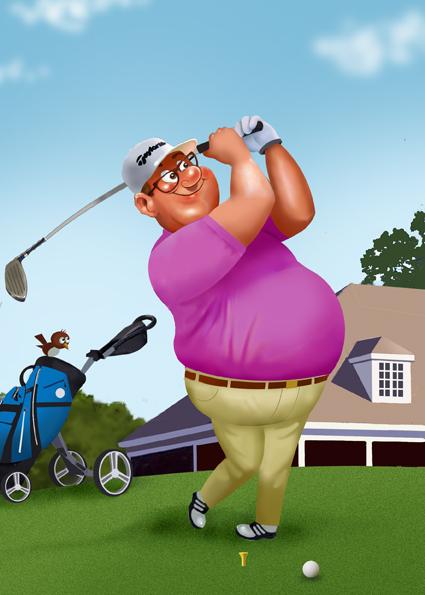 beard_golfer